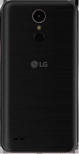 LG K10 (2017) - Primeros pasos - Quitar y colocar la batería - Paso 2