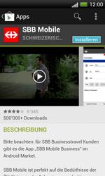 HTC One SV - Apps - Installieren von Apps - Schritt 19