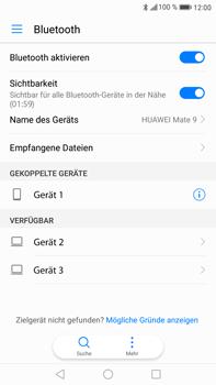Huawei Mate 9 - Bluetooth - Verbinden von Geräten - Schritt 7