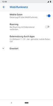 Google Pixel 3 - Netzwerk - Netzwerkeinstellungen ändern - 6 / 9