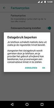 Motorola Moto G6 - internet - mobiele data managen - stap 13