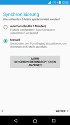 Sony Xperia Z5 Compact (E5823) - Android Nougat - E-Mail - Konto einrichten (yahoo) - Schritt 10