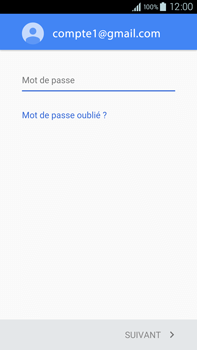 Samsung Galaxy Note 4 - E-mail - 032a. Email wizard - Gmail - Étape 10