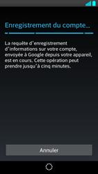 LG G2 - Premiers pas - Créer un compte - Étape 22