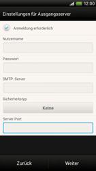 HTC One X - E-Mail - Manuelle Konfiguration - Schritt 15