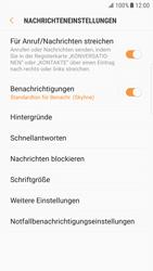 Samsung Galaxy S6 Edge (G925F) - Android Nougat - SMS - Manuelle Konfiguration - Schritt 6