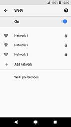 Sony Xperia XA2 - Wi-Fi - Connect to Wi-Fi network - Step 7