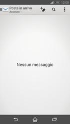 Sony Xperia Z3 - E-mail - configurazione manuale - Fase 4
