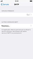 Apple iPhone 5s - iOS 12 - E-mail - Configuration manuelle - Étape 20