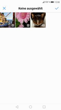 Huawei Mate 9 - E-Mail - E-Mail versenden - Schritt 13