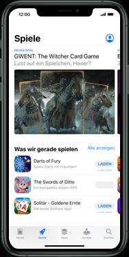 Apple iPhone 6s Plus - iOS 13 - Apps - Installieren von Apps - Schritt 6