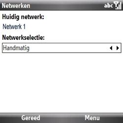 Samsung B7330 Omnia Pro - netwerk en bereik - gebruik in binnen- en buitenland - stap 11