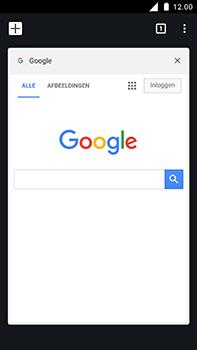 Nokia 6 - Internet - Hoe te internetten - Stap 16