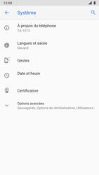 Nokia 8 - Android Pie - Logiciels - Installation de mises à jour - Étape 5