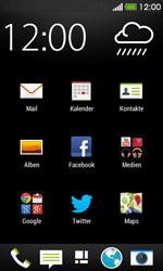 HTC Desire 500 - E-Mail - Konto einrichten - Schritt 3
