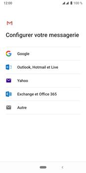 Crosscall Core X4 - E-mails - Ajouter ou modifier un compte e-mail - Étape 7
