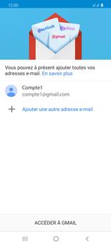 Samsung Galaxy S20 5G - E-mail - 032a. Email wizard - Gmail - Étape 13