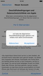 Apple iPhone 7 - Apps - Konto anlegen und einrichten - Schritt 11