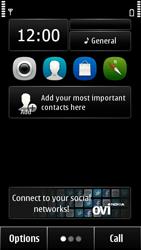 Nokia 500 - Internet - Internet browsing - Step 1