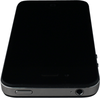 Apple iPhone 4S (iOS 8) - Premiers pas - Découvrir les touches principales - Étape 7