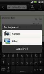 HTC One V - MMS - Erstellen und senden - 12 / 18