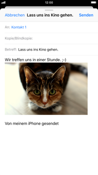 Apple iPhone 7 Plus - E-Mail - E-Mail versenden - 14 / 16