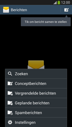 Samsung I9505 Galaxy S IV LTE - MMS - probleem met ontvangen - Stap 5