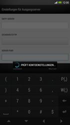 HTC One Max - E-Mail - Manuelle Konfiguration - Schritt 16