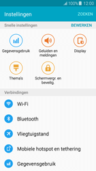 Samsung J500F Galaxy J5 - WiFi - Mobiele hotspot instellen - Stap 4