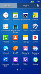 Samsung Galaxy S 4 Active - Applicazioni - Come disinstallare un
