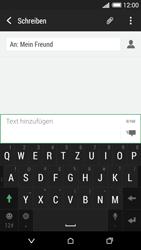 HTC Desire 620 - MMS - Erstellen und senden - 11 / 22
