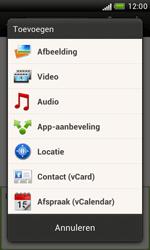 HTC T328e Desire X - MMS - Afbeeldingen verzenden - Stap 8