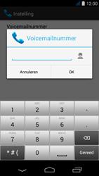 Acer Liquid Jade S - Voicemail - Handmatig instellen - Stap 9