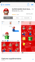 Apple iPhone 6 iOS 10 - iOS features - Envoyer un iMessage - Étape 20