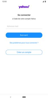 Google Pixel 3a - E-mails - Ajouter ou modifier votre compte Yahoo - Étape 8