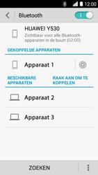 Huawei Ascend Y530 - Bluetooth - koppelen met ander apparaat - Stap 9