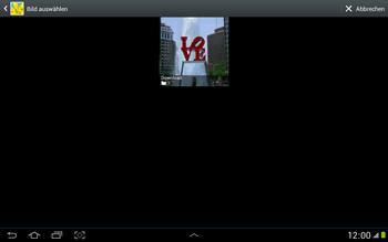 Samsung N8000 Galaxy Note 10-1 - E-Mail - E-Mail versenden - Schritt 12
