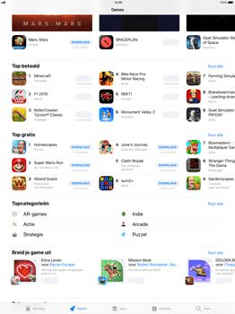 Apple iPad Pro 12.9 (1st gen) - iOS 11 - Applicaties - Downloaden - Stap 4