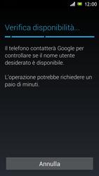 Sony Xperia J - Applicazioni - Configurazione del negozio applicazioni - Fase 9