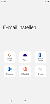 Samsung Galaxy J6 Plus - E-mail - e-mail instellen (outlook) - Stap 6