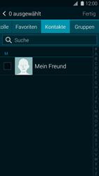 Samsung Galaxy S5 - MMS - Erstellen und senden - 1 / 1