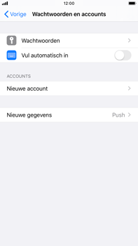 Apple iPhone 6s Plus - iOS 13 - e-mail - handmatig instellen - stap 4