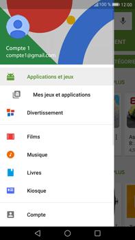 Huawei Mate 9 - Applications - Comment vérifier les mises à jour des applications - Étape 4