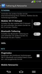 LG D955 G Flex - Internet und Datenroaming - Manuelle Konfiguration - Schritt 5