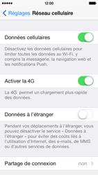 Apple iPhone 5 - Internet et connexion - Utiliser le mode modem par USB - Étape 5