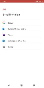 Sony Xperia XZ3 - E-mail - Handmatig instellen (gmail) - Stap 8