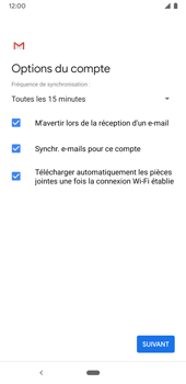 Google Pixel 3a - E-mails - Ajouter ou modifier votre compte Yahoo - Étape 11