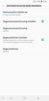 Samsung Galaxy A6 Plus - internet - mobiele data managen - stap 15