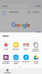 Samsung Galaxy S7 - Internet - hoe te internetten - Stap 18