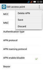 Alcatel OT-4033X Pop C3 - Internet - Manual configuration - Step 18